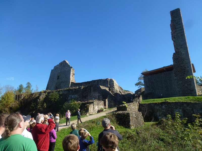 You are browsing images from the article: Vereinsausflug Burg Runding 2014